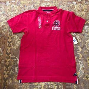 GAP Boys red Polo